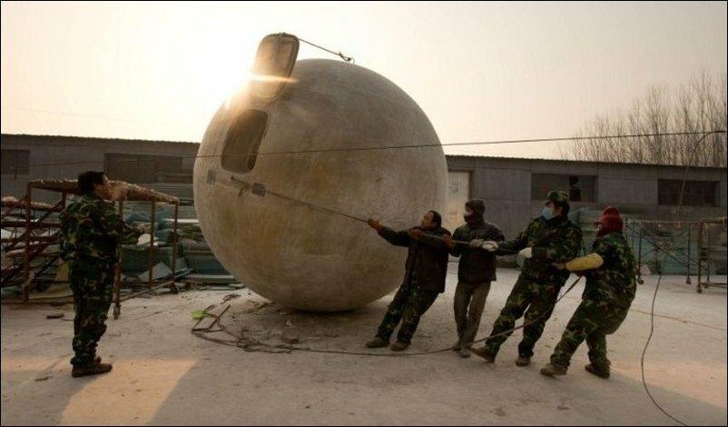 Великие китайские шары