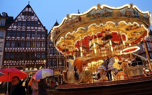 Апартаменты в Германии в Дрездене