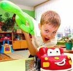 День рождения Дениса_в детском саду