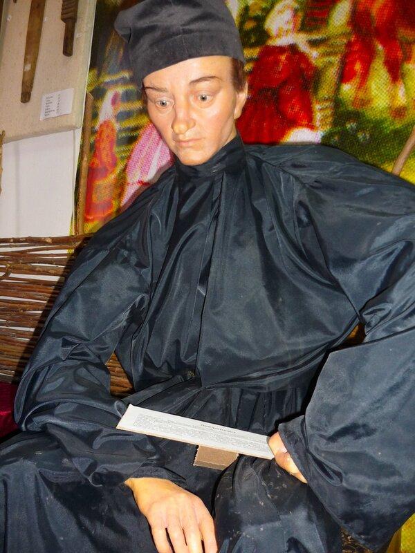 Питерский музей восковых фигур в Кореновске  9.12.2012 г.
