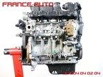 Двигатель б/у к а/м PEUGEOT 1007 206 206 8HX 307 1.4 HDi