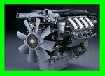 Двигатель б/у Renault Premium DXI 450 л.с. ЕВРО 5
