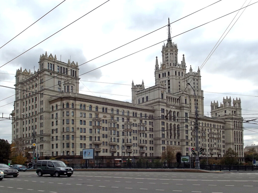 Москва, города России