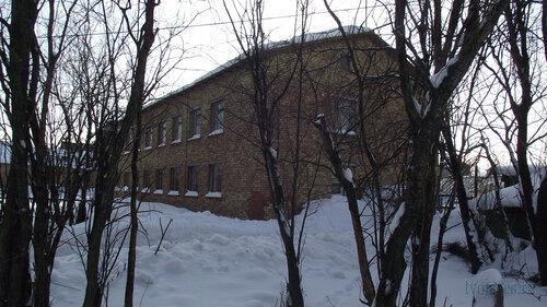 Фото города Инта №3800  Северо-восточный угол Чернова 6а 19.02.2013_13:05