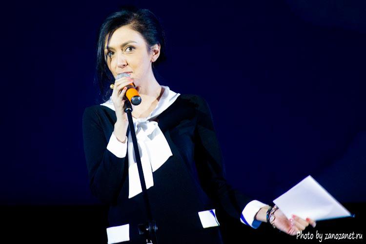 Екатерина Мцитуридзе. Церемония закрытия фестиваля Святая Анна 2013.