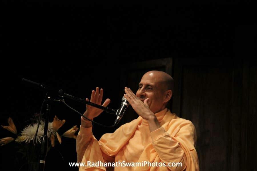 Шрила Радханатха Свами