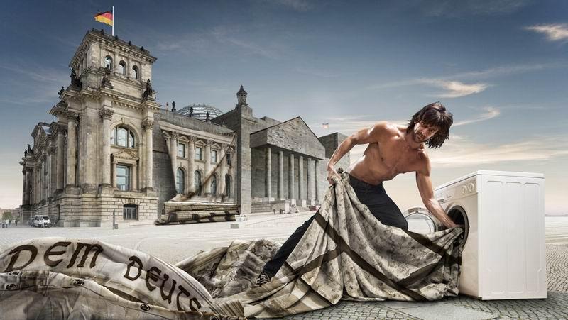 Фотохудожник Uli Staiger. Фотоманипуляции в рекламе и для души. 44 шт.