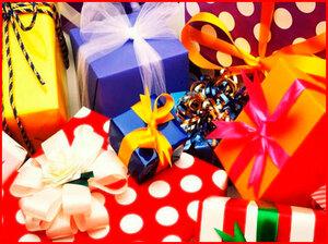 О чем может рассказать новогодний подарок. Тест для женщин