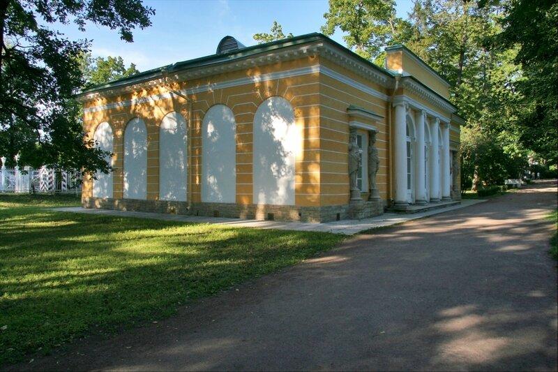 Екатерининский парк, Вечерний зал