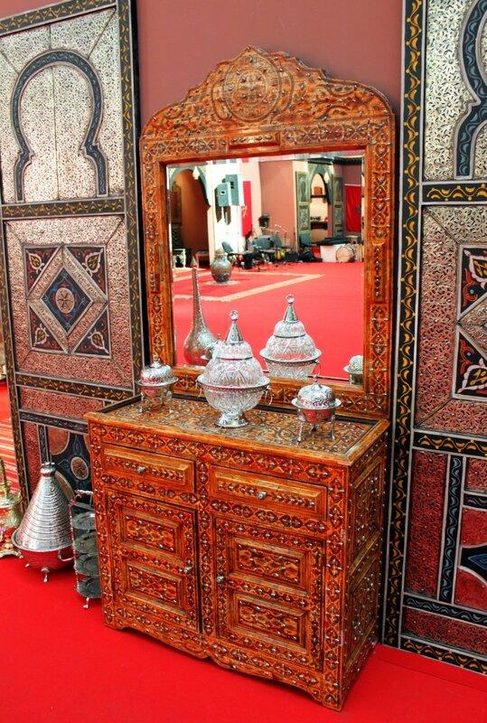Марокканское трюмо