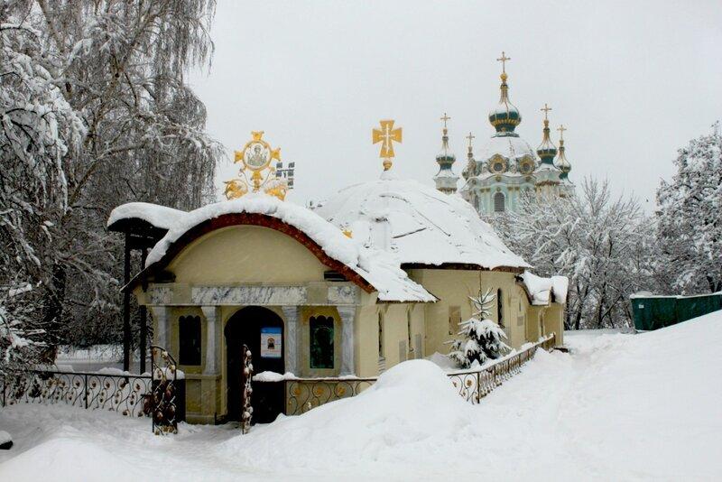 Десятинный храм Рождества Богородицы