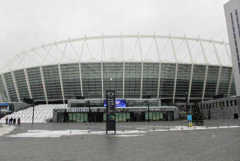 Территория НСК Олимпийский