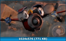 Аэротачки / Sky Force 3D (2012) BDRip 1080p/720p + HDRip + DVD5 + DVDRip