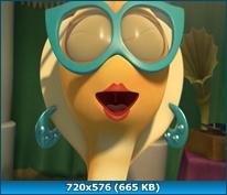Смешарики. Новые приключения. Шуша - Новогоднее издание (2012) DVD5 + DVDRip