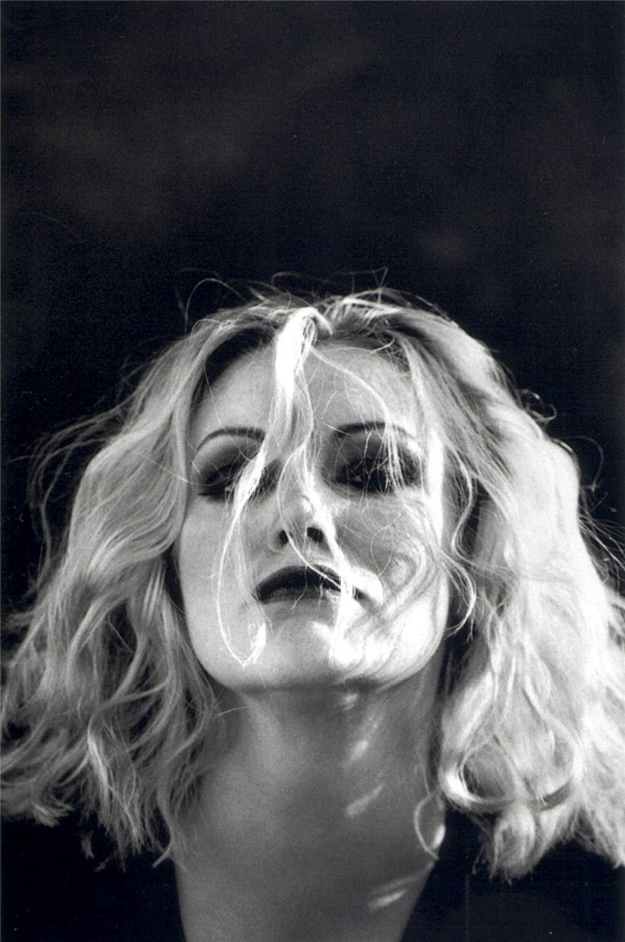 Cathy Moriarty / Кэти Мориарти - портрет фотографа Грега Гормана / Greg Gorman