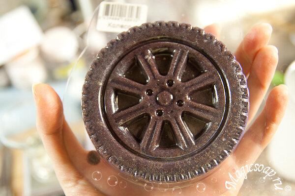 Мыло колесо