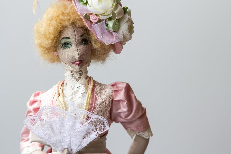 фотография кукол
