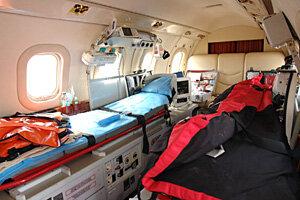 Конкурс на покупку вертолетов для санитарной авиации объявят в Приморье осенью