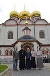 Прихожане храма Святителей Московских поклонились святыням Иверского Валдайского и Александро-Свирского монастырей