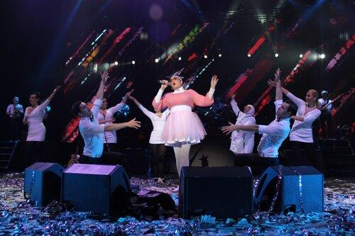 Верка Сердючка в Москве репортаж с концертов