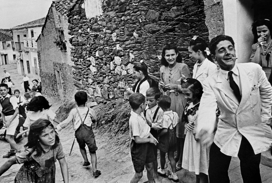 spanish village w eugene smith essay