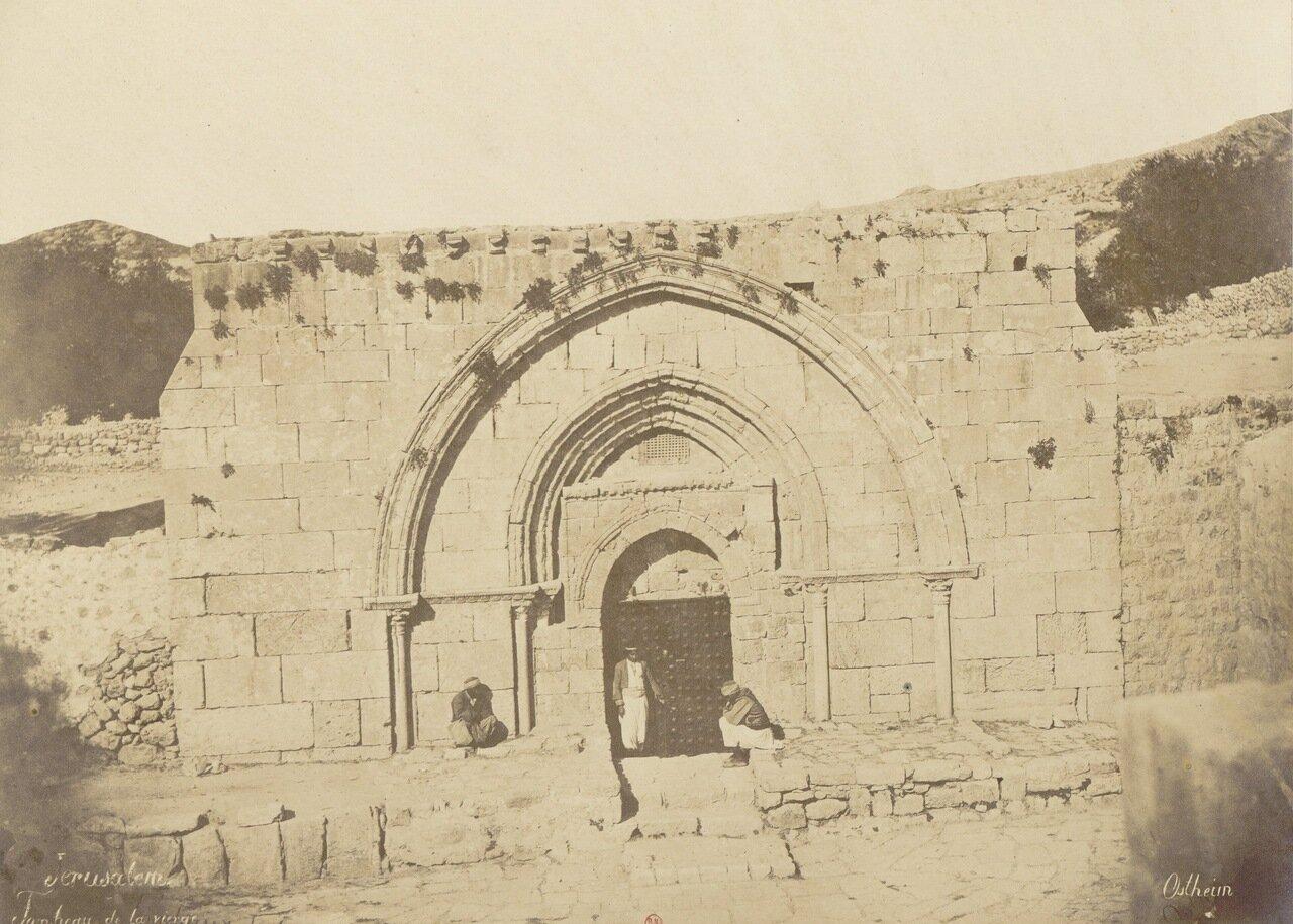 Гробница Богородицы.Иерусалим