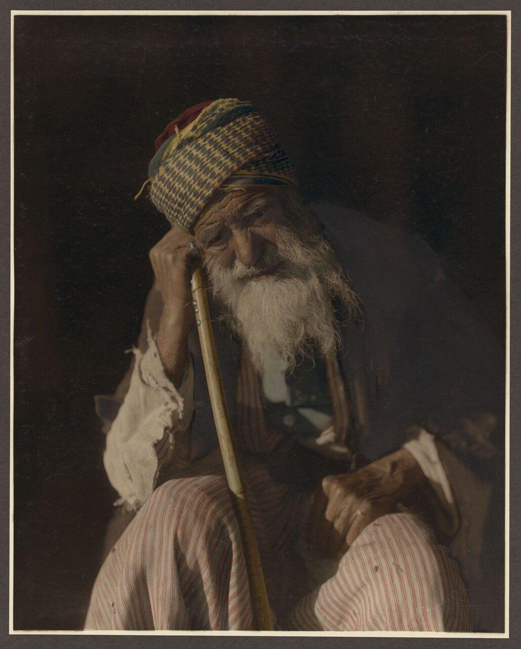 Старый еврей из Йемена