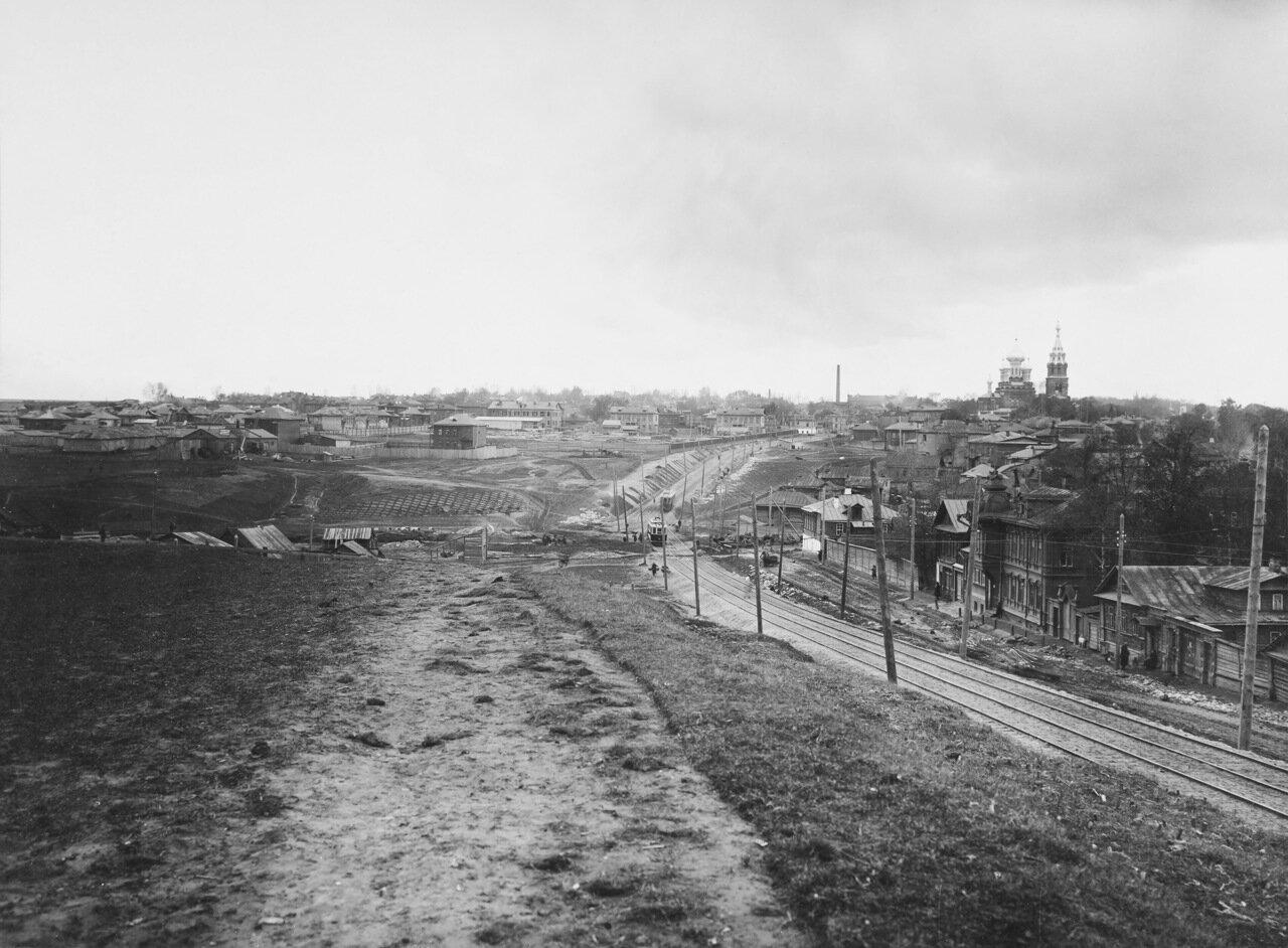 Вид со стороны Сенной площади