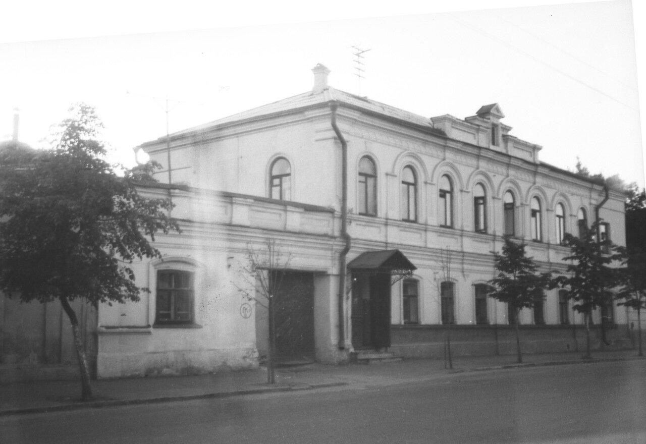 Канавинское училище.