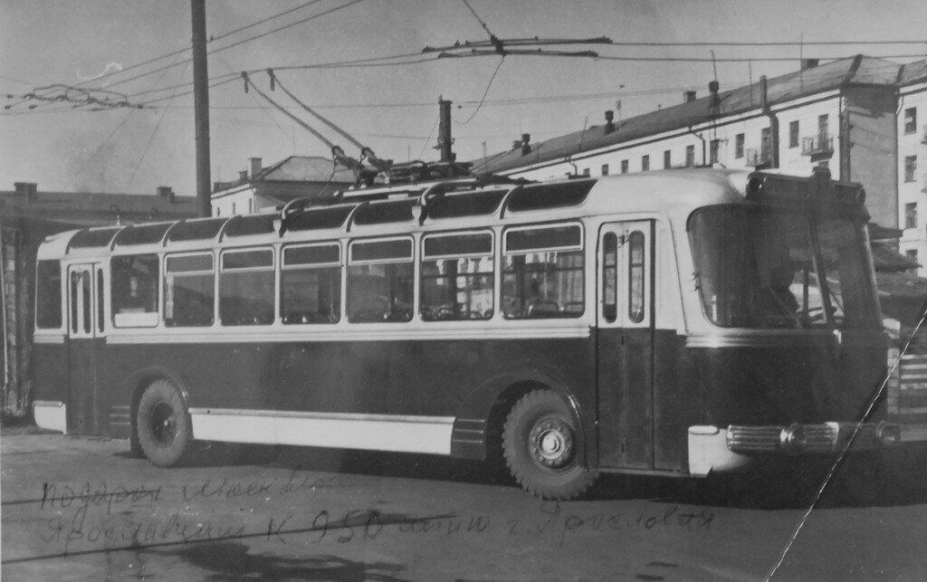 Троллейбусное депо № 1