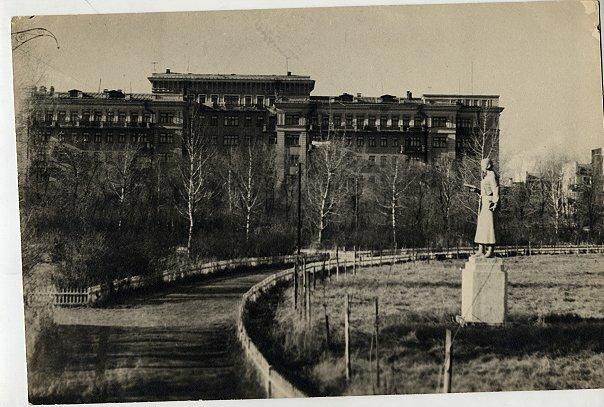 Сталинский элитный дом