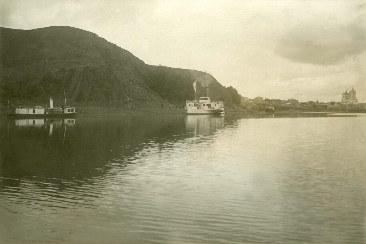 Старый Кузнецк на реке Томь