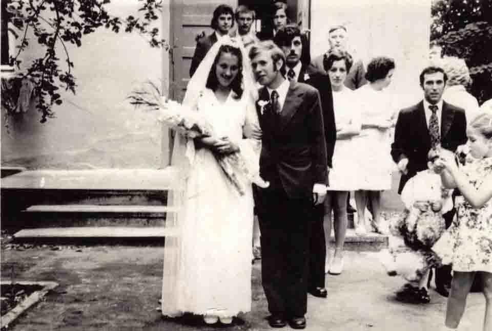 Свадьба 70 годов 100