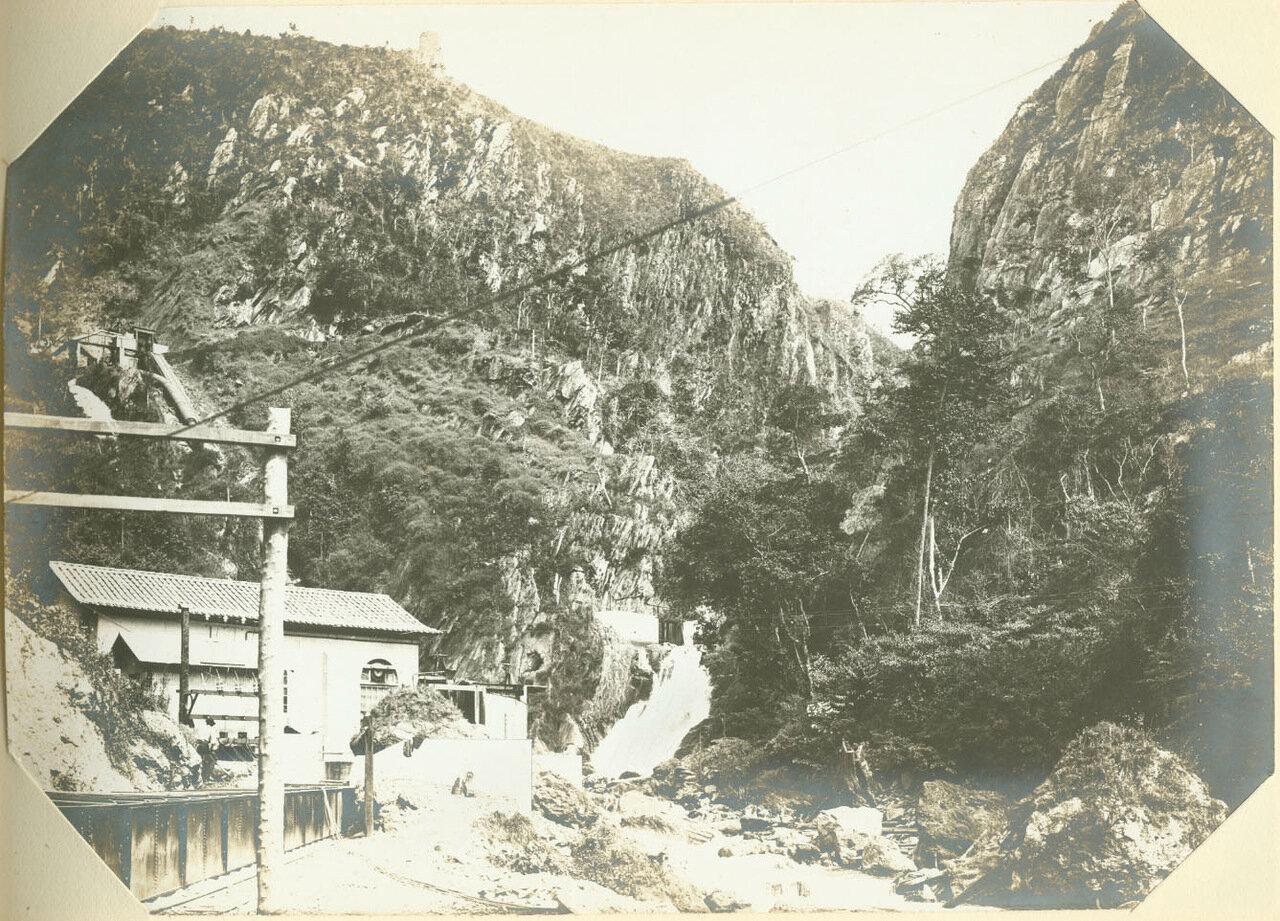Электростанция, ок. 1893 года