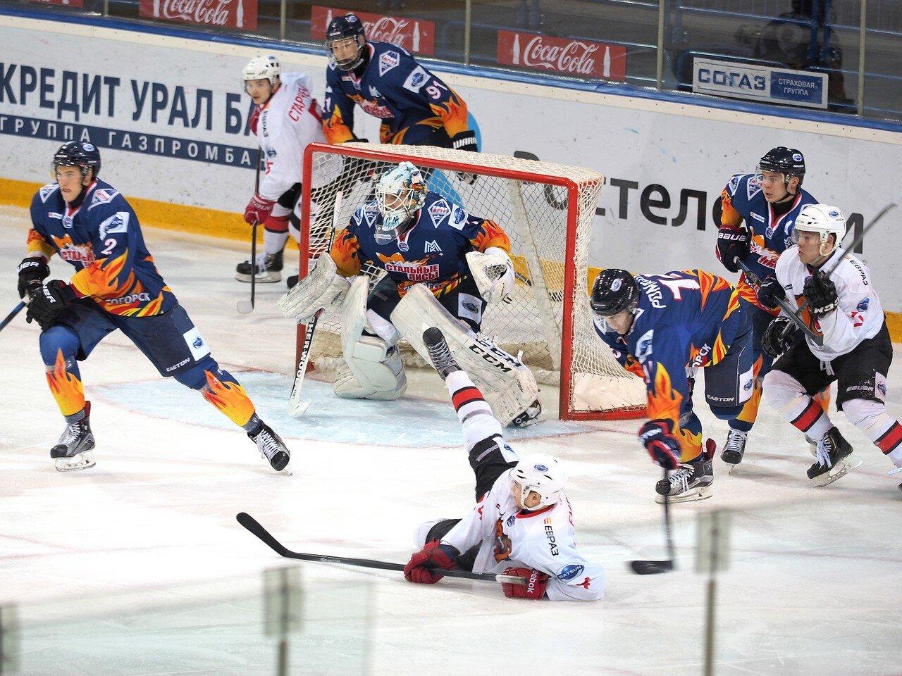 231/8 Плей-офф 2016 МХЛ Стальные Лисы - Кузнецкие Медведи 09.03.2016