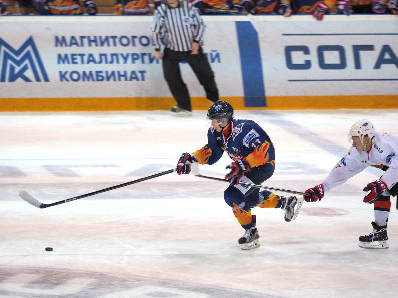 271/8 Плей-офф 2016 МХЛ Стальные Лисы - Кузнецкие Медведи 09.03.2016