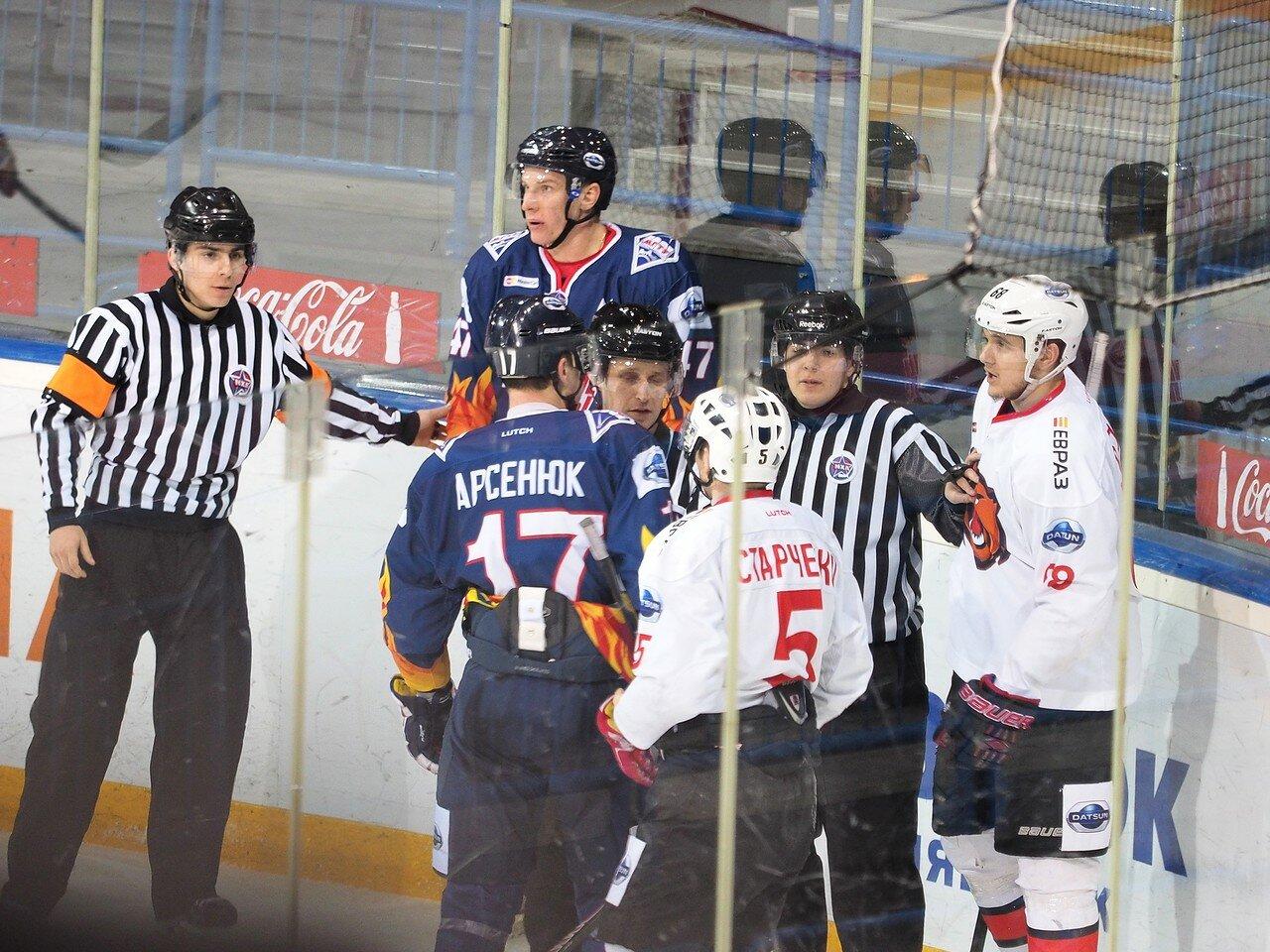 311/8 Плей-офф 2016 МХЛ Стальные Лисы - Кузнецкие Медведи 09.03.2016