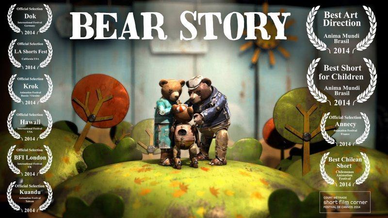 «Медвежья история»: тоска по семье