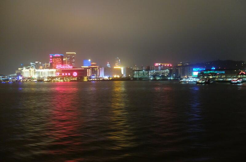 Особая зона Китая - Макао