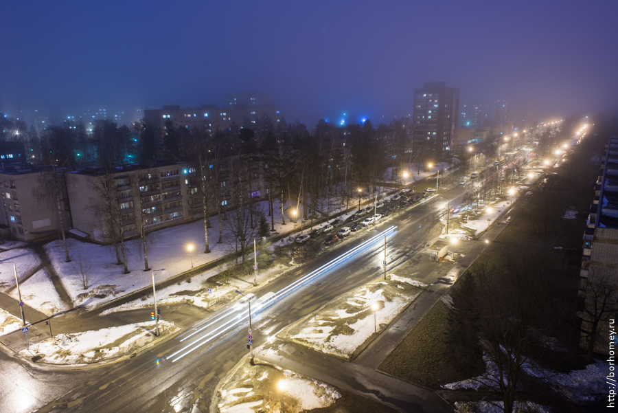 начало улицы Силкина