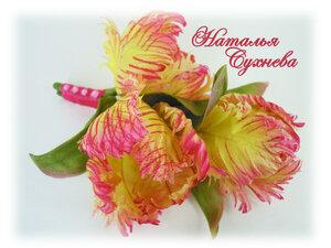 Весенние цветы-тюльпаны, подснежники и прочие... 0_14b507_4cd70e82_M