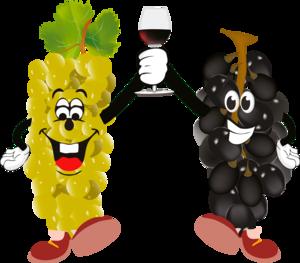 веселый виноград