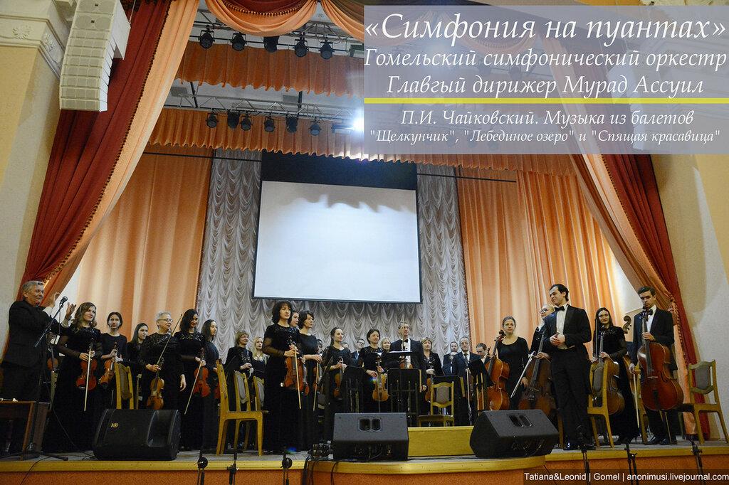 Симфония на пуантах
