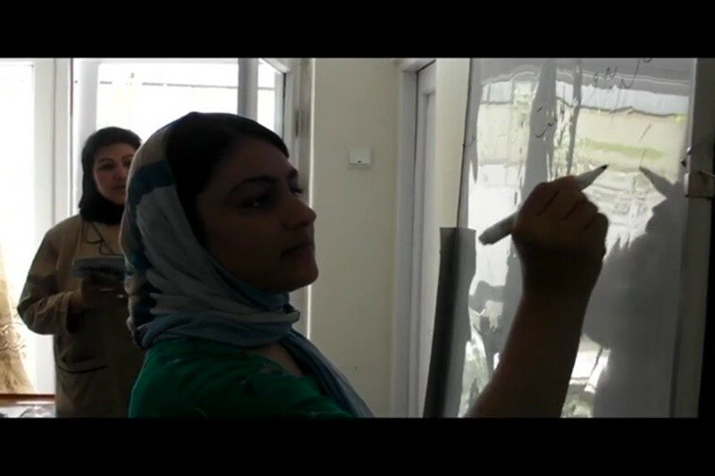 Девочки, девушки, женщины Кабула. Фильм про Афганистан