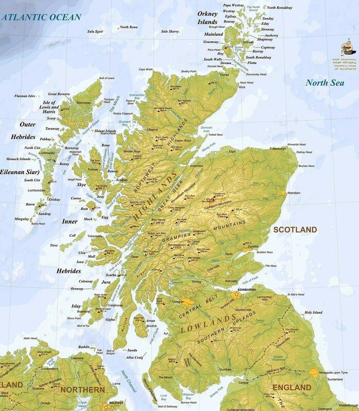 поддонов карта где находится в шотландии ангус титульных