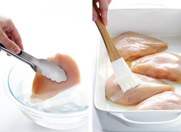 5секретов сочной запеченной куриной грудки (3 фото)
