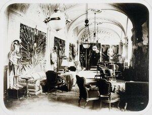 Арсенальная галерея в доме И.Ф. Паскевича на Английской набережной