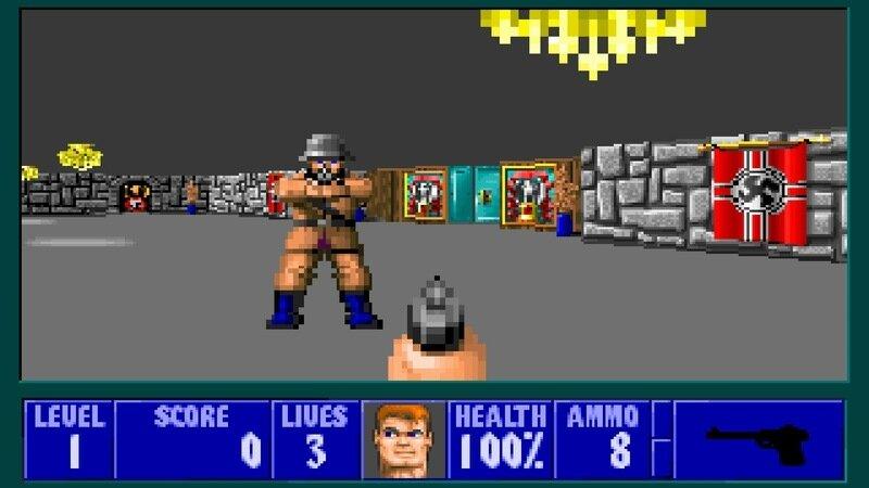 Эволюция компьютерной графики в играх 1980 2010 х годов (обновлено)
