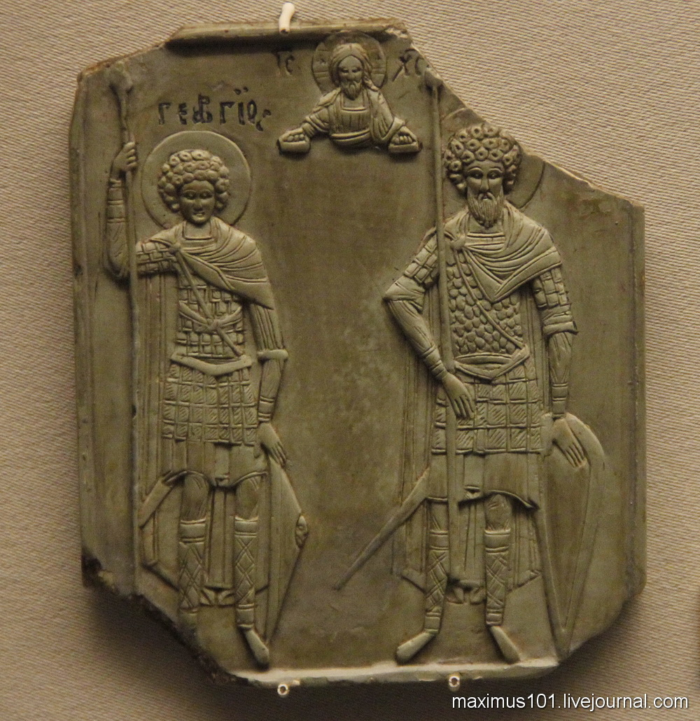 Картинки по запросу святой воин византия