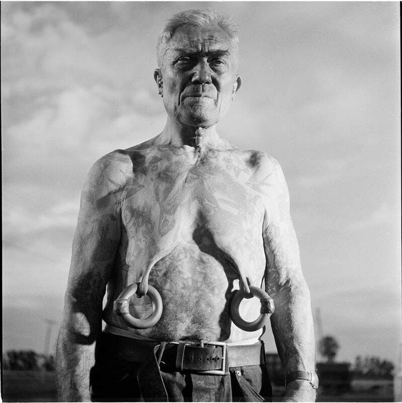 Цирковой артист, 1948 год